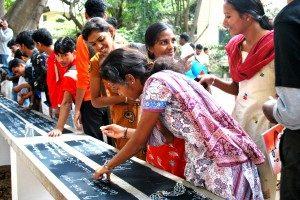 Samuha Public Art Project, Bangalore-2009
