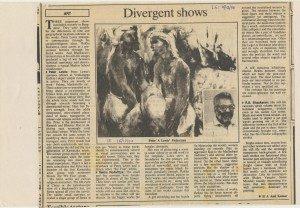 Divergent shows