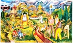 Dwarakanath H.K's paintings