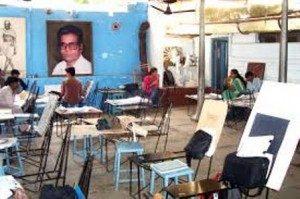 Classroom, Ken School of Arts, Bengaluru