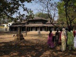 Black House, Kala Bhavana, Santiniketan