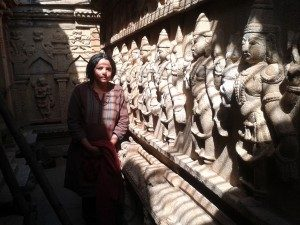 Nandi Hills, Bhoganandishwar Temple-Photo-Author